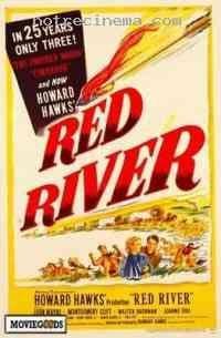 affiche  La Rivière Rouge 154233