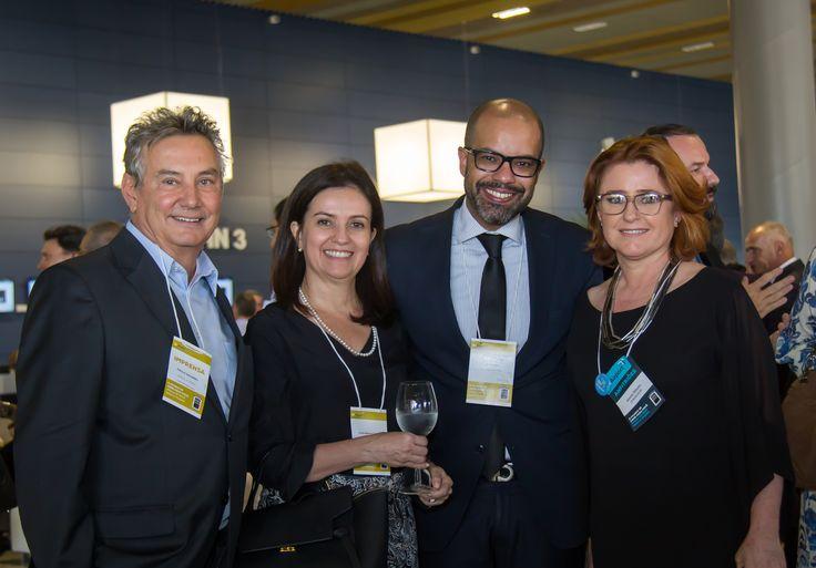 Paulo Navarro, Júnia Humont, Phillipe Figueiredo e Janete Ribeiro