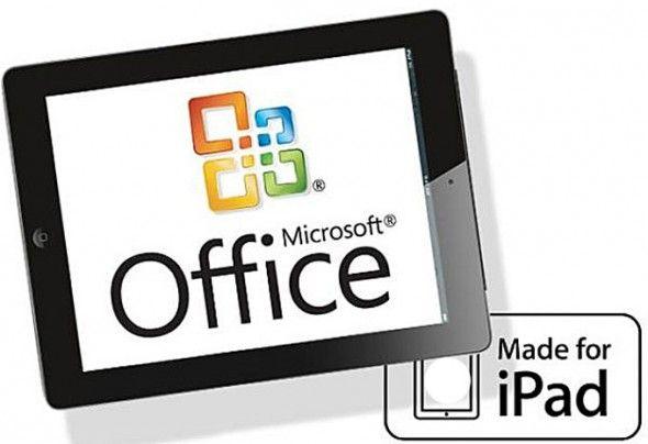 Office для iPad загрузили более 12 млн раз за неделю