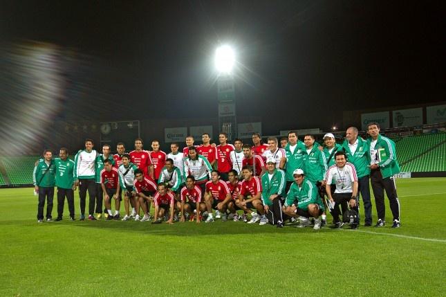 Día de medios con la Selección Mexicana   Selección Mexicana de Fútbol - Mi Selección