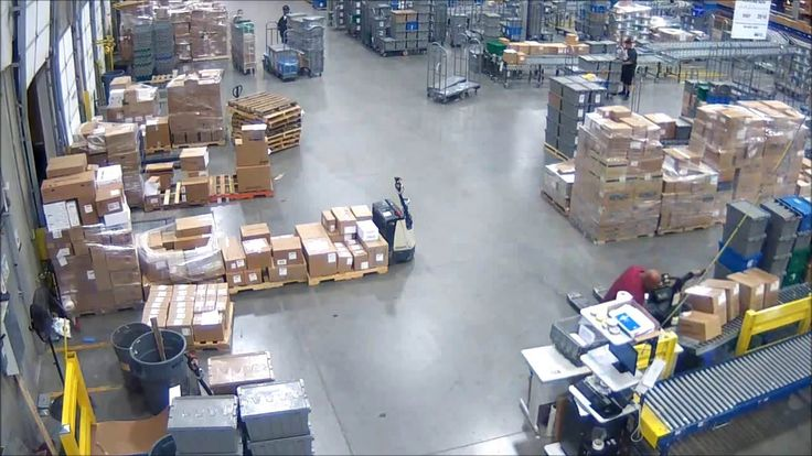 Pallet jack safety? You bet, no less important than #forklift safety.