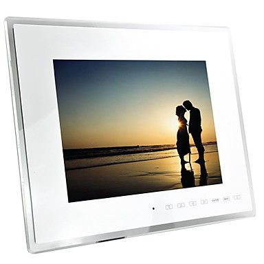 12 Inch Digital Photo Frame with Media Player(DPF005) – USD $ 114.99