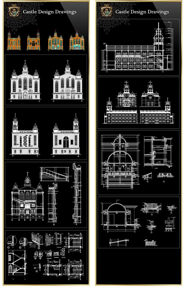 12 best AutoCAD images on Pinterest | Cad drawing, Cad library and ...