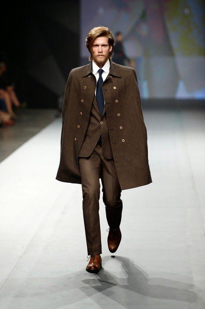 #Menswear #Trends THE EMPEROR 1688 Fall Winter 2014 2015 Otoño Invierno #Tendencias #Moda Hombre