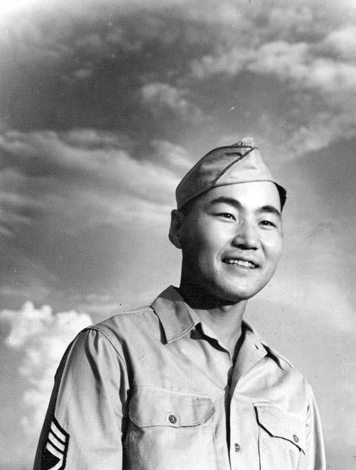 Arthur Paik, sargeant :: Sargeant Arthur Paik :: Korean American Digital Archive. http://digitallibrary.usc.edu/cdm/ref/collection/p15799coll126/id/15506