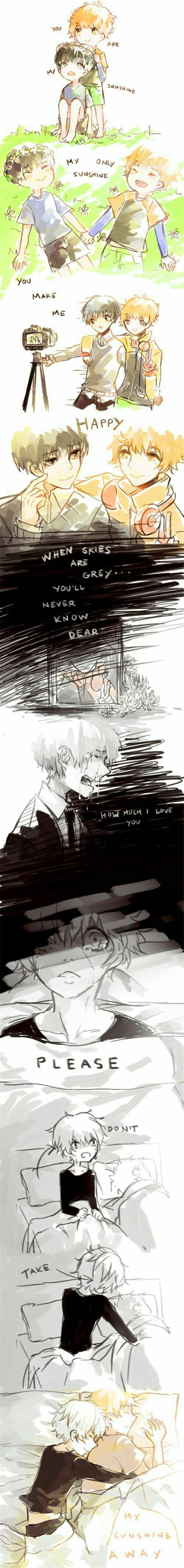 Agora toda vez que eu ouvir essa música eu vou chorar (eu amo essa música)_Tokyo Ghoul_