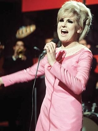 Dusty Springfield belting out one of her classics.
