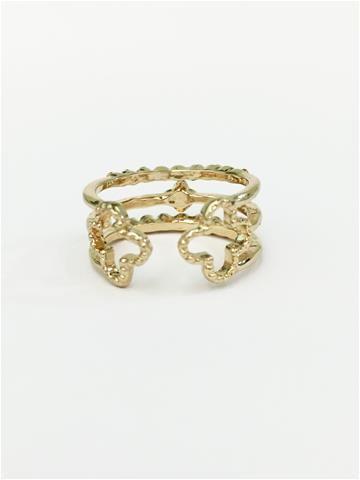 La Bella Donna - Γυναικείο δαχτυλίδι διπλό