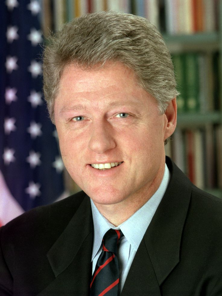 Bill Clinton's presidency came to signify the 1990's. He presided over the Internet Revolution and a very strong Bull Market. He passed four balanced budgets in a row and D.C. was romanticized during his tenure. However, his affair with Monica Lewinsky and the subsequent Impeachment proceedings that followed damaged his Presidency and the Nation's confidence in the Office.
