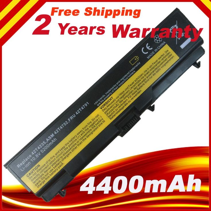 [Special price]Laptop Battery For Lenovo ThinkPad SL510 P/N 42T4752 FRU 42T4751 L520 SL410 SL510 T410 T410i T420 T510 T510i #Affiliate
