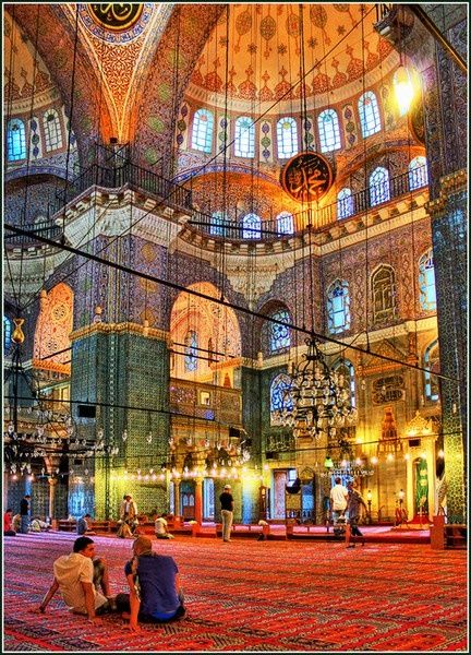 the Blue Mosque | by Durukos Yachting