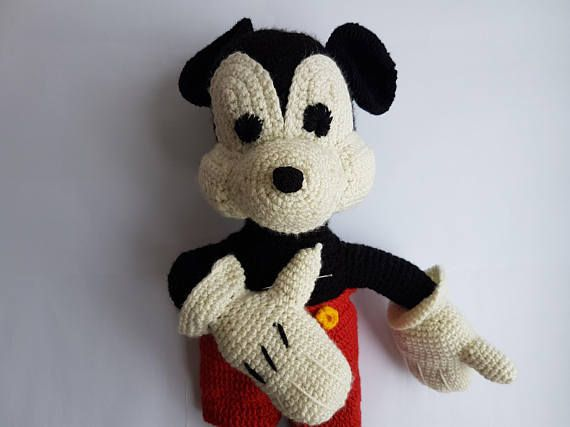 Check out this item in my Etsy shop https://www.etsy.com/listing/541206572/mickey-mouse