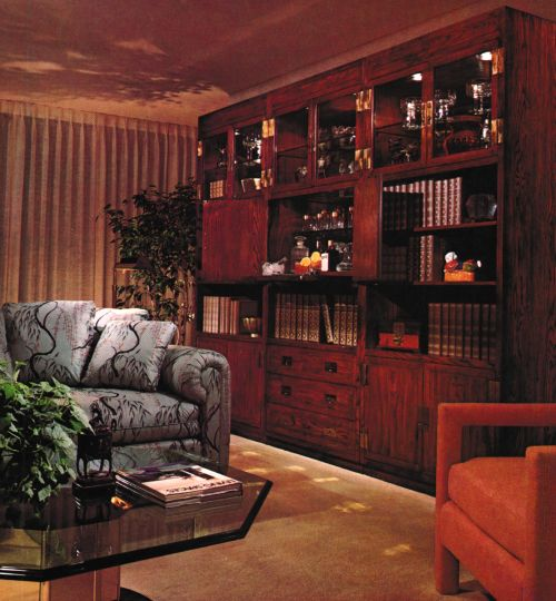 1980s home decor living room - 80 S House Designs
