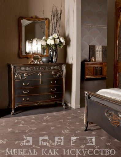 Liberty | Спальни | Мебель | Каталог | Мебель как исскуство | ЭЛЕККОМ - центр готовых офисных решений