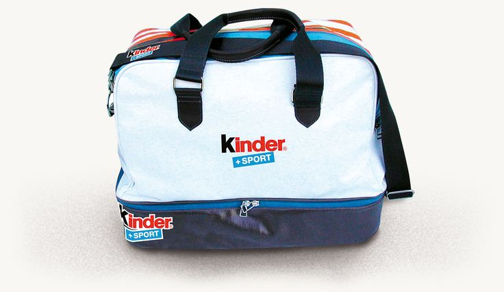 Sport bag with separate bottom: cm 48X28X45