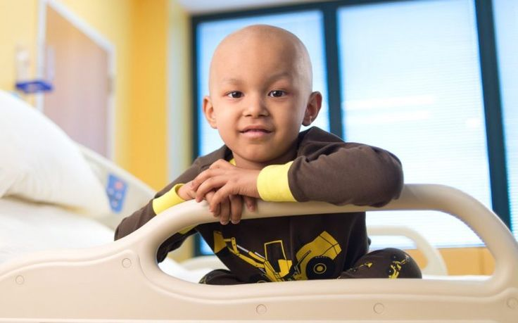 Brantley is a playful little boy who is being treated at St. Jude for a type brain tumor called an anaplastic astrocytoma.