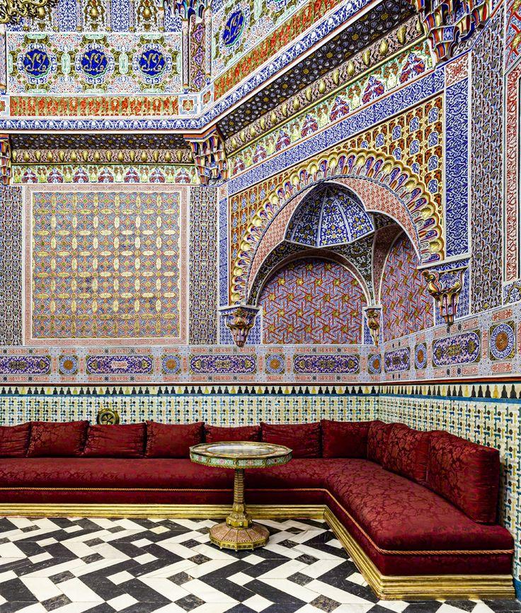 Palacio Real de Aranjuez. Salón de Fumar