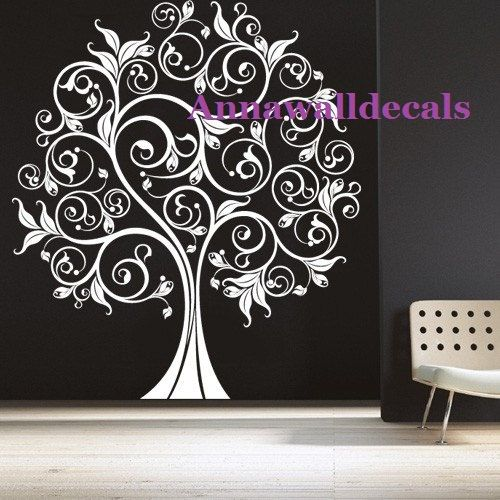 Wall Art Trees 72 best wall art images on pinterest | tree wall decals, vinyl