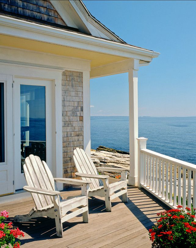 Indian Point Cottage, Georgetown, Maine