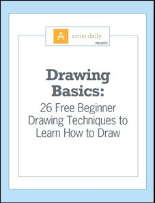 Drawing Basics: 26 Free Beginner Drawing Techniques to Learn How to Draw