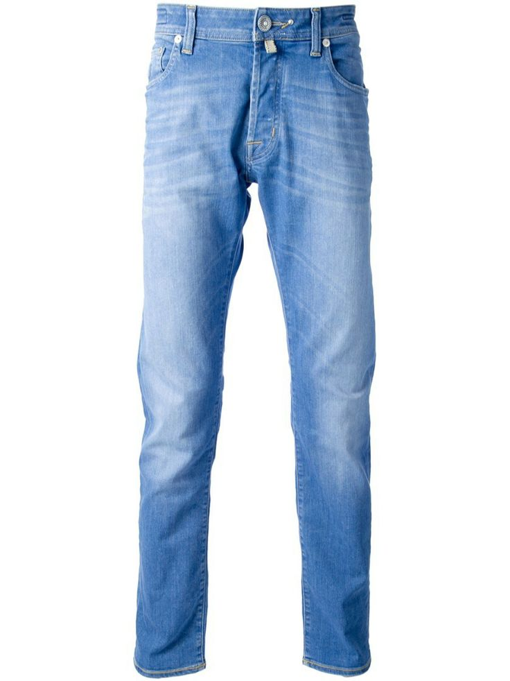 Jean JACOB COHEN  #alducadaosta #denim #trend #man #spring #summer #collection #style #fashion #classy #apparel #accessories #jacobcohen