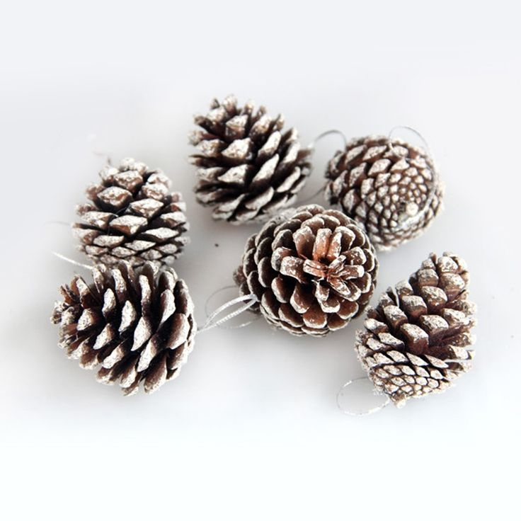 Find More Pendant & Drop Ornaments Information about Christmas Tree Cones…