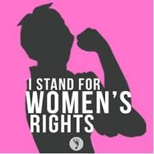 i stand for women's rights