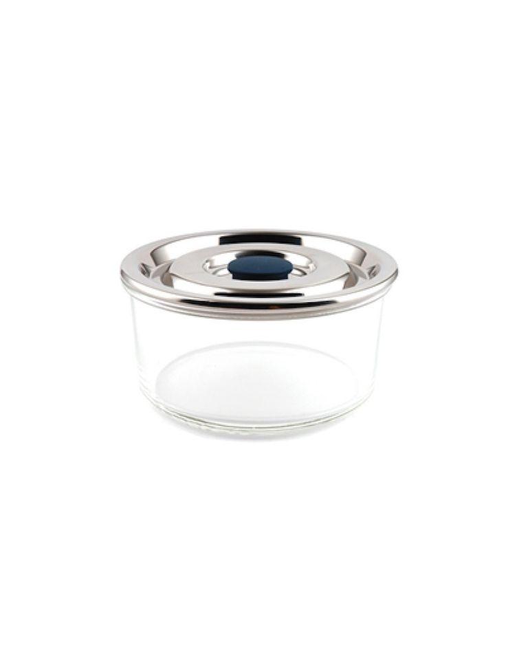 Boite hermétique verre et inox écologique zéro déchet