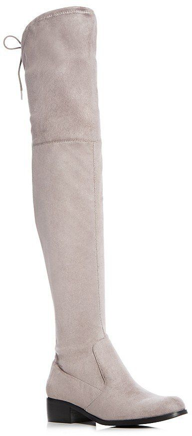 Charles by Charles David Gunter Faux Suede Over-the-Knee Boots ($80)