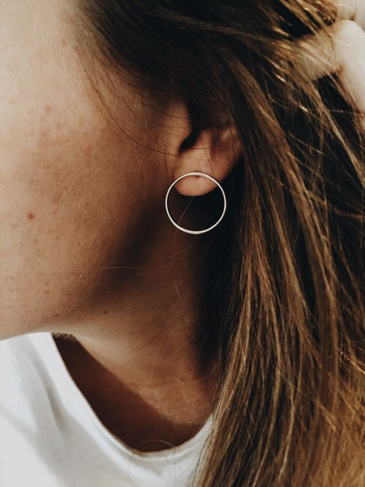 Simple Earring | Pinterest: heymercedes