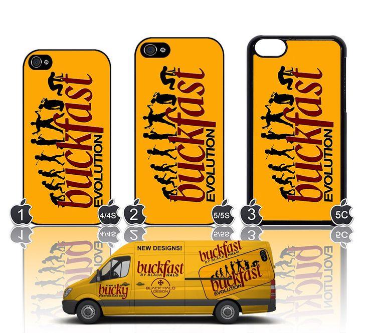 buckfast Tonic Wine iPhone Cases