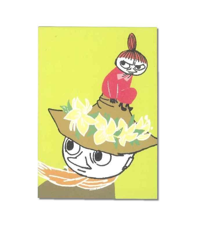 【ムーミン】。ムーミン メモ スナフキン BM028-81 【Moomin】 【むーみん】 【キャラクターグッズ】   【RCP】