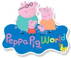 Peppa Pig World - It is inevitable