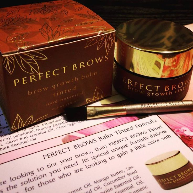 """Many thanks to Perfect Brows, I received a jar of their brow growth tinted balm to trial and review here. """"Perfect Brows Eyebrow Growth Balm formula is designed to help men and women condition their thin or over-tweezed eyebrows, stimulating growth in even the most stubborn eyebrows by targeting genetically weak brow follicles, and solving …"""