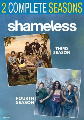 Shameless: Seasons 3 and 4 [DVD]