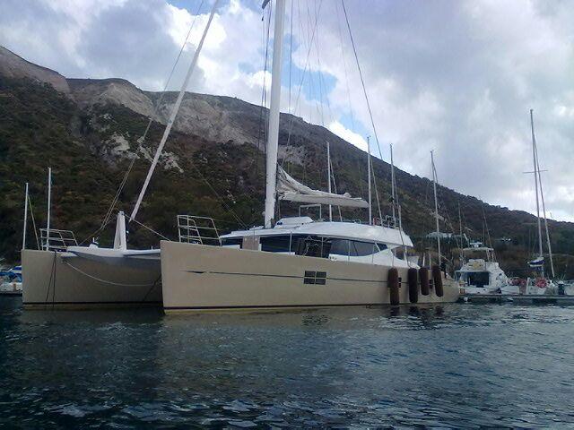 Possibilità di ormeggiare Yacht di lusso , inclusi catamarani di 30 mt.....