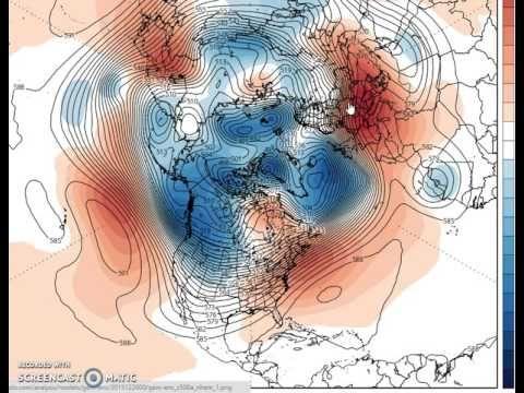 Long Range Model GFS Euro Ensembles Next 2 weeks. Pattern Change 12202015
