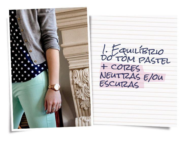 Cores pasteis   Tendência | Dani Romani Consultoria de Imagem  |  candy colors  |  trend  |  romantic