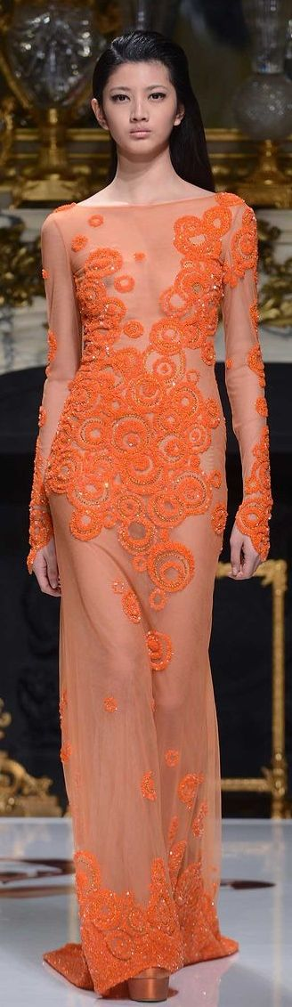 Charlotte Licha Couture S/S 2014