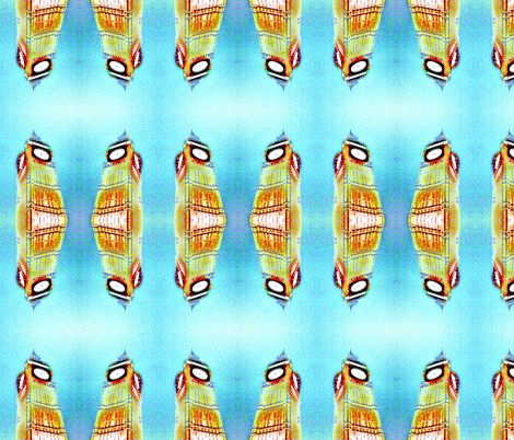 London Series fabric by natyceccato on Spoonflower - custom fabric
