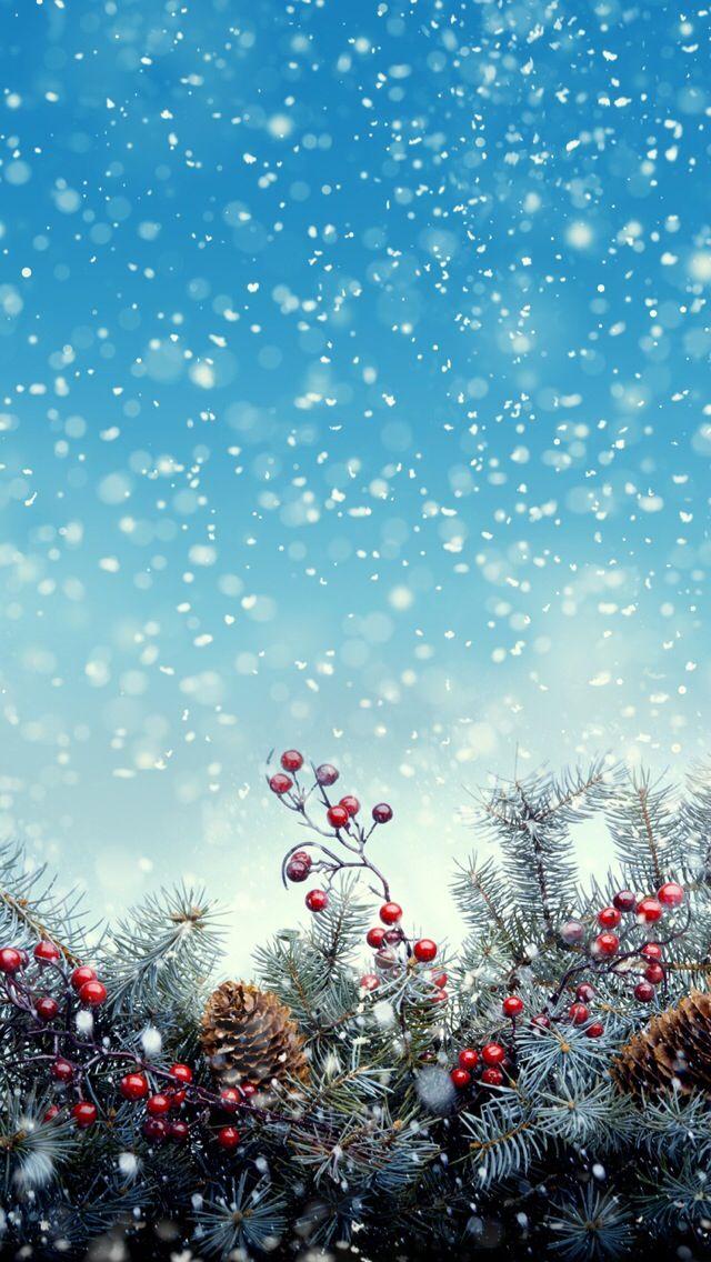 iPhone Wallpaper Christmas tjn Fondos de navidad para