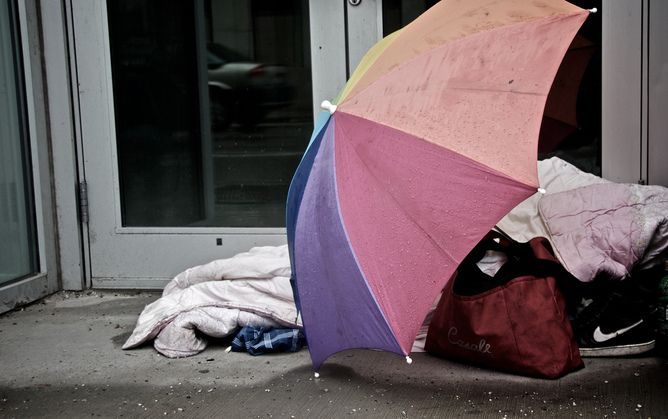 Homelessness is a current issue in Australia. Since 2011 more and more young youthful people have become homeless over unemployment.