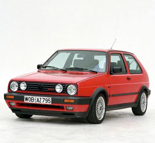 Volkswagen Golf GTI G60 (1990-1991) : le guide des GTI et petites sportives