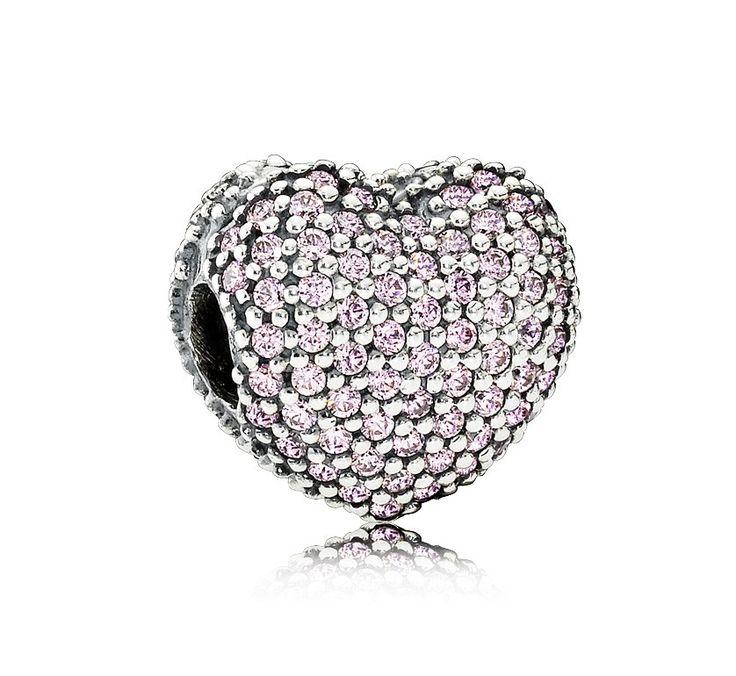 Pandora zilveren 'Open my heart' Clip/stopper 791427PCZ. Deze prachtige clip-stopper is uitgevoerd met roze zirkonia's. Deze passen op de verdikkingen van de Pandora armband en zorgen ervoor dat de bedels niet verschuiven. Een mooie bedel die aangeeft dat er liefde in het spel is.  https://www.timefortrends.nl/sieraden/pandora/clips-stoppers.html