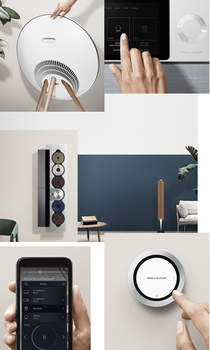 SOUND IN EVERY ROOM WITH BEOLINK MULTIROOM…