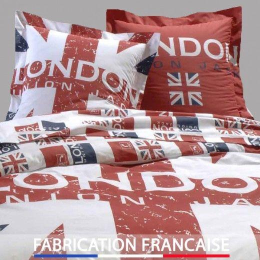 housse de couette london 240x260 22 best Housses de couette LONDON images on Pinterest | Comforters  housse de couette london 240x260