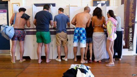 Voting in Australia