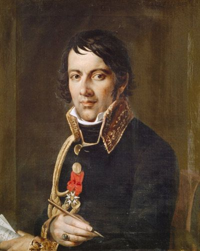 Baron Jean Dominique Larrey (1766-1842) Paris, Musee du Val-de-Grace