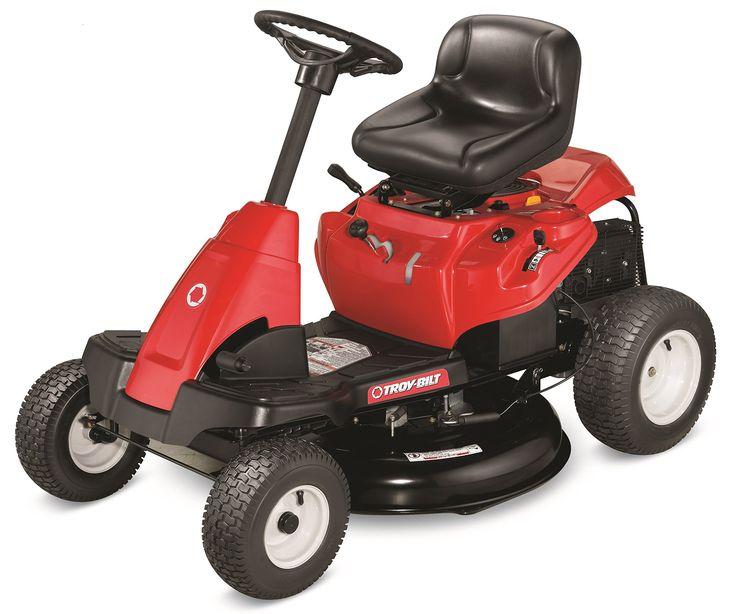 Troy-Bilt 382cc Powermore OHV 30-Inch Premium Neighborhood Riding Lawn Mower