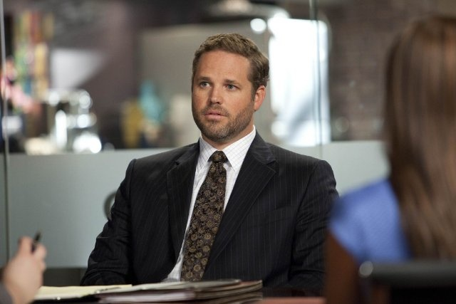 David Denman aka Tony Nicastro on Drop Dead Diva. LOVE